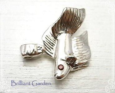 『[ブリリアントガーデン]Brilliant Garden トラディショナルベタペンダントヘッド(レッド) bg-14』の3枚目の画像