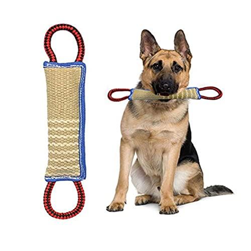 QHWJ Pegajo de mordida del Perro - Mordida de Perro Wedge Wedge Toy - Equipo de Entrenamiento de mordedura de Perro,30cm