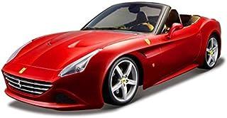 Xingcolo Ferrari California T (Open top) Red 1/18 by Bburago 16007