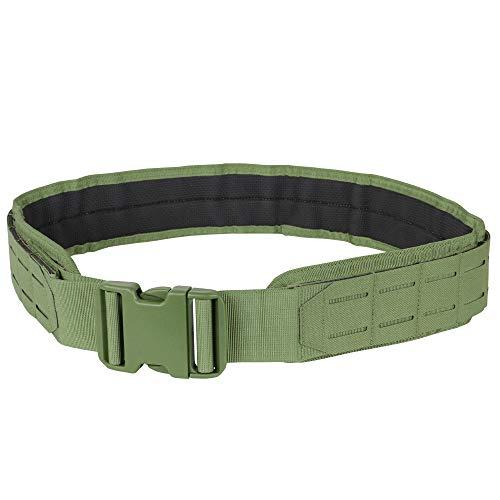 Condor Outdoor LCS Tactical Range Belt 121174 (OD Green, Small)