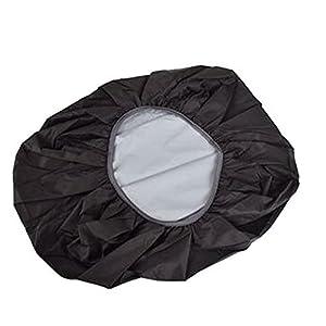 417VtbQyjUL. SS300  - Funda protectora de mochila 30-40l, impermeable, antipolvo, camping, viaje, senderismo–Negro