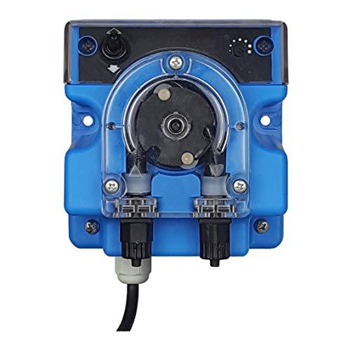 Super Net Cali Dosificador Automatico Hipoclorito Piscina. Bomba Peristáltica con Tubo Resistente a Cloro y Productos ácidos.