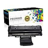 SCX-D4725A Cartucho de tóner compatible con Samsung SCX-4725F 4725FN SCX-4521F 4521fh Cartucho de impresora original, 3000 páginas, color negro, paquete de 1