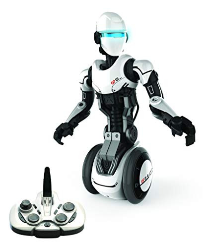 puissant Ycoo by Silverlit – OP One – Robot RC programmable, 36 cm – Mode espion et…