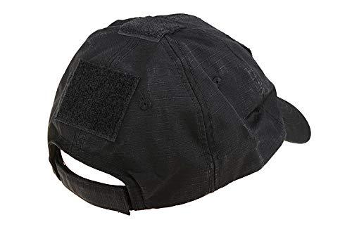 The Mercenary Company Tactical Operator Cap (Black)