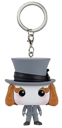 Pocket POP! Keychain: Disney: Alicia a través del espejo: Mad Hatter