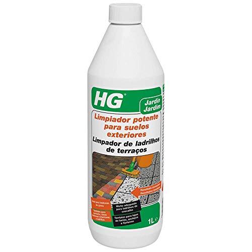 HG 1831001 Limpiador potente suelos exteriores