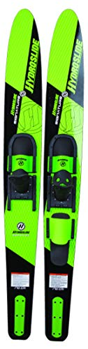 """Hydroslide Signature Adult Combo Water Skis, 67"""""""