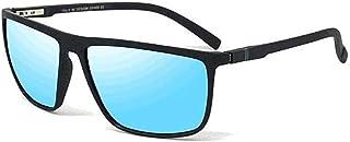 GODYS - Gafas de sol polarizadas de los hombres cuadrados de la manera s de los hombres de la