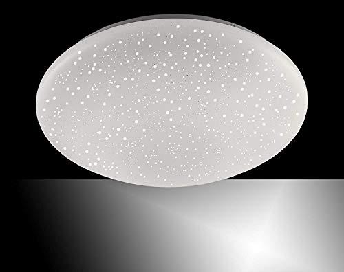 LED, LED Deckenleuchte , Skyler Ø390, RGB, 24W 1650lm, Fernbedienung