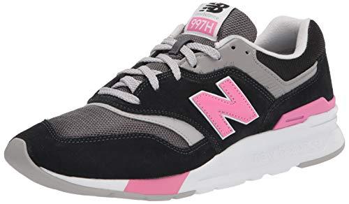 New Balance womens 997h V1 Sneaker, Magnet/Lollipop, 6 US