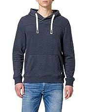 TOM TAILOR 1023457 Basic Hoodie heren sweater