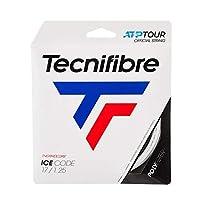 【12Mカット品】テクニファイバー アイスコード (125 / 130mm)硬式テニス ポリエステルガット(Tecnifibre ICE CODE) (1.25mm)
