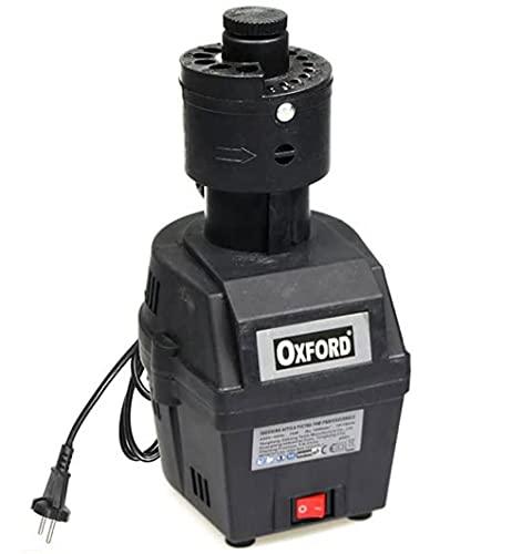 Vetrineinrete Affilatore elettrico 70 watt per doppia testa per punte da trapano da 3 a 16 mm affilapunte con regolatore di affilatura utensili fai da te F2