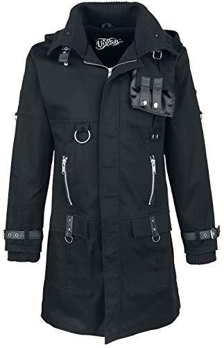 Vixxsin Eclusion Coat Wintermantel schwarz M