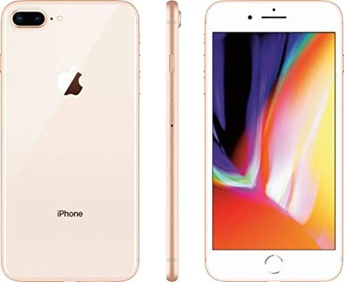 Apple iPhone 8 Plus, 256GB, Gold - For Verizon (Renewed)
