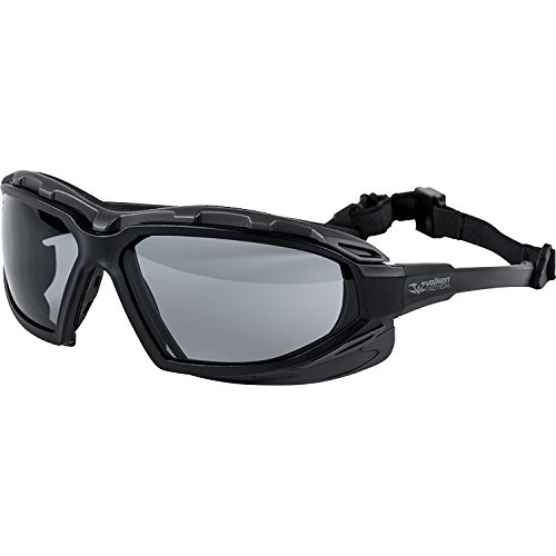 Valken Airsoft Echo Goggle, Clear Lens