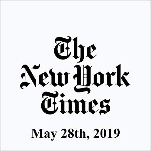 May 28, 2019 audiobook cover art