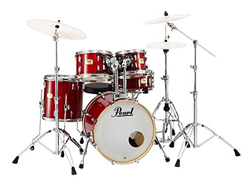 Pearl SSC905/C-D #110 Sequoia Red [Session Studio Classic Compact シンバル無セット]