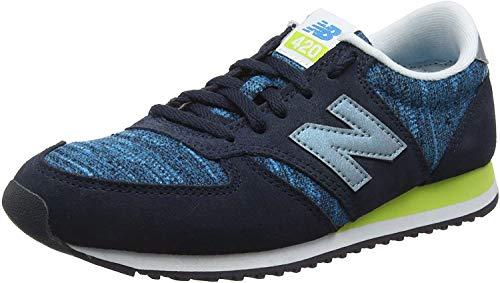 New Balance WL420 Sneaker Damen Blau/Grün - 36 - Sneaker Low