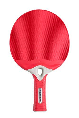 Pala de ping pong | Reactor DUO 800 | Raqueta de ping pong para exteriores | de alta calidad para jugar al aire libre