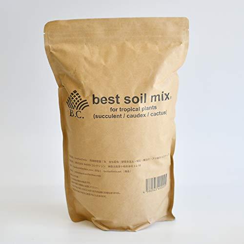 best soil mix / ベストソイルミックス 3リットル 2袋セット