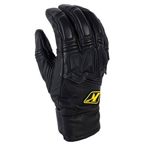 Gore Tex Handschuhe Klim Adventure Short Gloves, Black, 3XL
