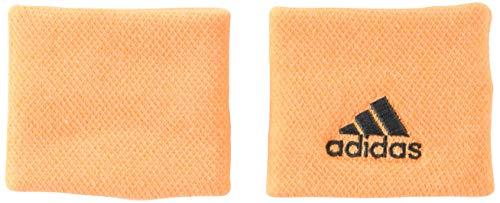 adidas Handgelenkbandage Tennis S, Unisex, für Erwachsene, Nase/Carbon, Einheitsgröße