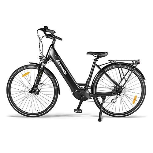 Nueva bicicleta eléctrica de la ciudad de alto torsión de 130W 130 km de bicicleta de carretera 700C Ebike Bicicleta Eletrica con Bafang M200 Motor Motor Motor 15Ah Batería