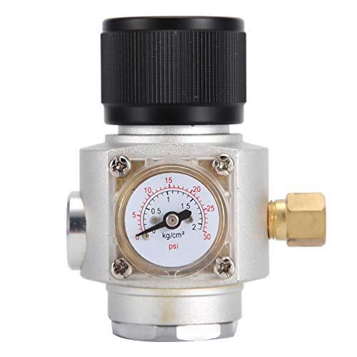 Homebrew CO2 Mini Regulador de Gas con Corny Keg Bola de Gas Bloqueo de Desconexión Descompresión CO2 Cerveza Grifo Mini Gas Keg Regulador