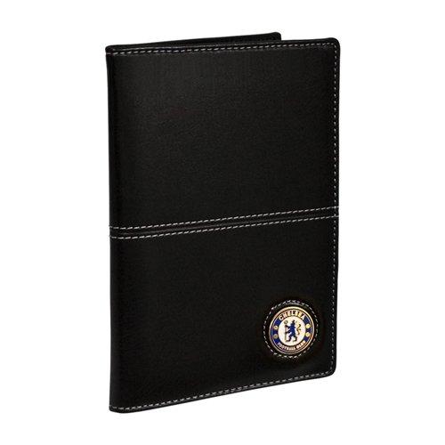 Chelsea F.C. Chelsea - Tarjetero de Golf, Color Negro