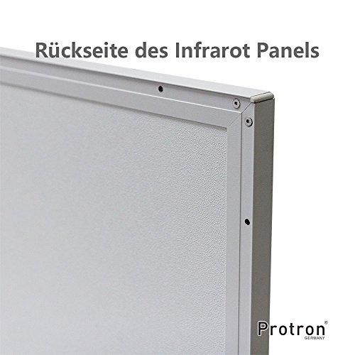 Protron Motiv Infrarotheizung Infrarot Panel Heizkörper Bild Elektroheizung Wandheizung Bild 6*