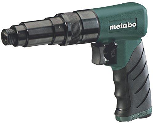 Metabo Druckluft-Schrauber DS 14 (604117000) Karton, Arbeitsdruck: 6.2 bar, Luftbedarf: 340 l/min, Drehzahl: 1800 /min