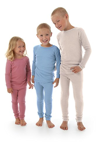 Product Image of the Merino Wool Thermal Underwear/PJs