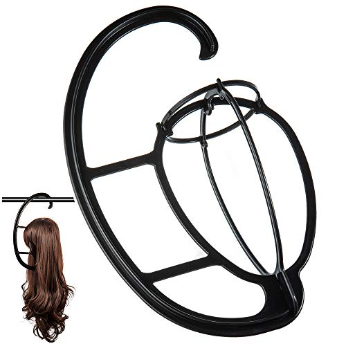Dreamlover Wig Hangers, Hanging Wig Stands, Wig Holders for Wigs, 2 Pack