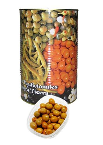 Aceitunas Buenavida de Aceuchal (Badajoz, Extremadura) - Lata 8,5 kg (Butanita)