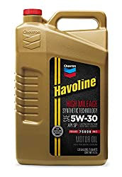 Havoline High Mileage Motor Oil. best oil for 2.7 ecoboost