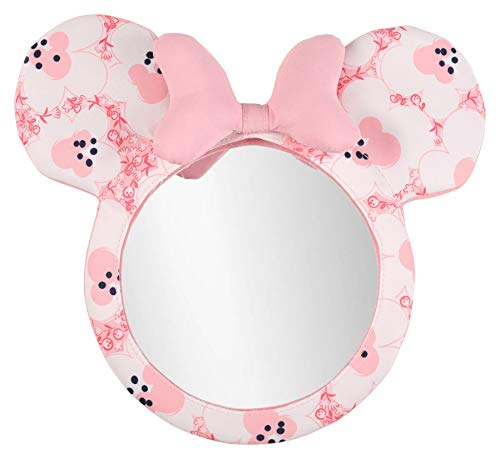 Disney Minnie Mouse Infant Rear Facing Travel Mirror- Printed