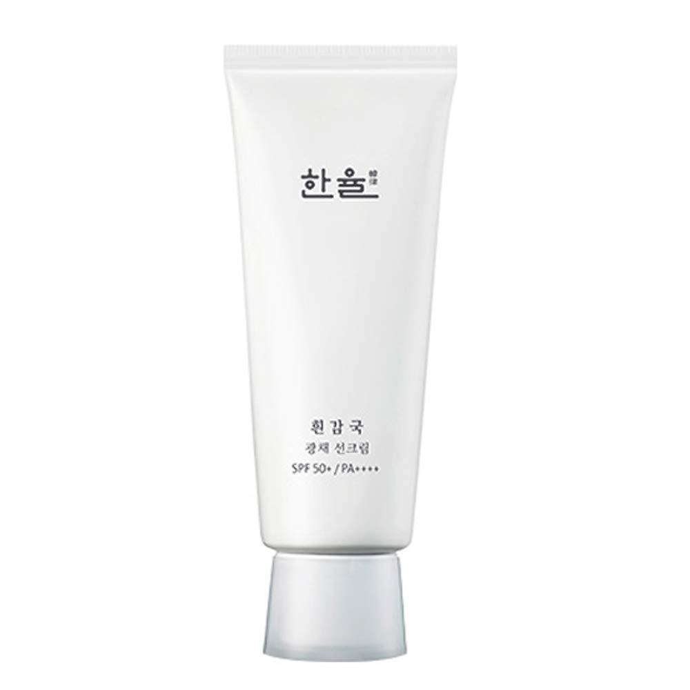 時間道に迷いましたロッド[HANYUL] ハンユル 白いガムグク輝きサンクリーム 70ml SPF50+ PA++++ White Chrysanthemum Radiance Sunscreen cream