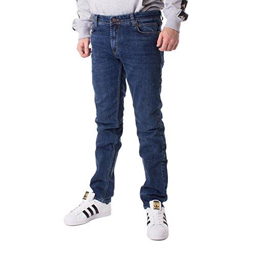 Jeans Reell Nova 2 Größe: 36 Länge: 32 Farbe: mid wash(helle waschung)