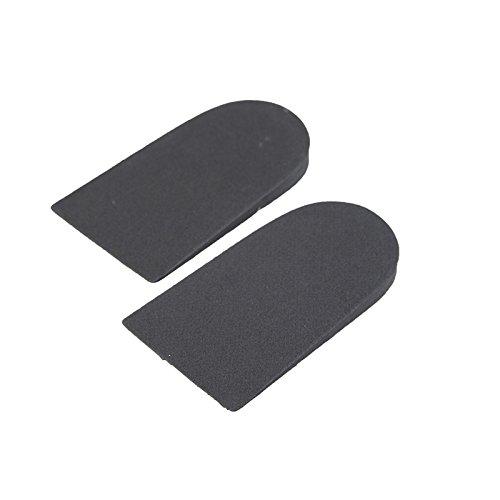 Footmedics Basics Fersenheber, 2 Stück, Beinlänge, Diskrepanz, Hebebehandlung der Achillessehnenentzündung, mehrere Erhöhungsoptionen: (6 mm), Größe M