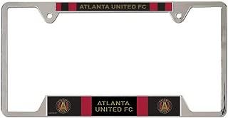WinCraft MLS Atlanta United FC Metal License Plate Frame