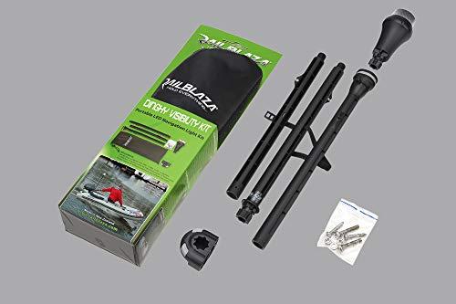Railblaza Dinghy Visibility Kit, Positionslicht für Schlauchboote 04-4119-11