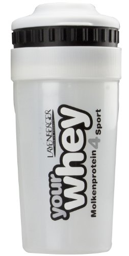 Layenberger Your Whey 4 Sport Profishaker perlmutt, 1er Pack (1 x 100 g)