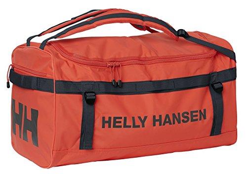 Helly Hansen - Hh New Classic Duffel Bag S, Shoppers y bolsos de hombro Unisex adulto, Rojo (Grenadine), 30x30x60 cm (B x H T)