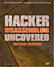 Hacker Disassembling Uncovered (Uncovered series)