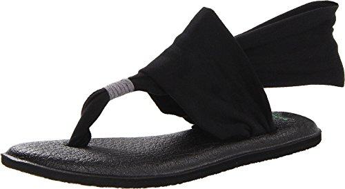 Sanuk Yoga Sling 2 Black 8