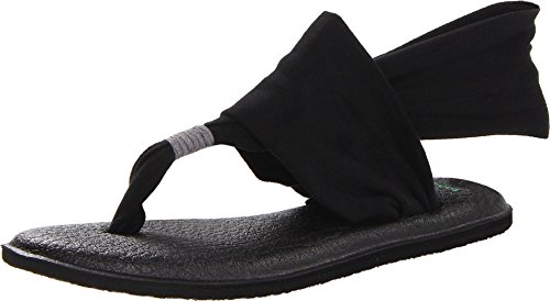 Sanuk Yoga Sling 2 Black 8