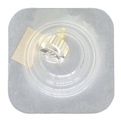 Rolex corona in acciaio INOX 24124–703–0tubo di riferimento...