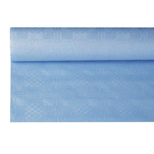 PAPSTAR 1 Papier-Tischdeckenrolle, hellblau, 120 cm x 8 m